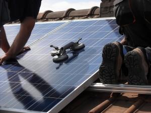 entretien de panneau solaire