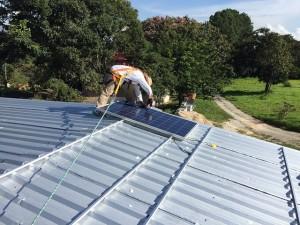 depannage de panneaux solaires